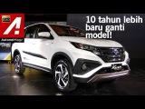 Toyota Rush 2018 TRD Sportivo First Impression Review