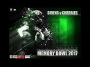 2017_10_01 Denis Moskotin MemoryBowl 2017 Moscow Cherries v Moscow Sirens (condensed)
