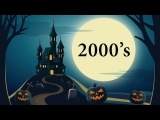 13 Halloween Songs from the 2000's  Full Song Playlist