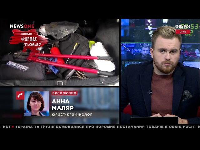 Маляр: в Украине слабая вертикаль власти, поэтому организованная преступность побеждает 29.11.17