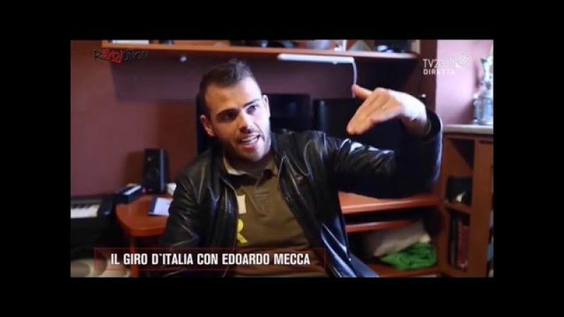 Revolution Edoardo Mecca e i dialetti italiani