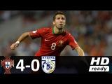 Обзор матча. Португалия 4-0 Кипр