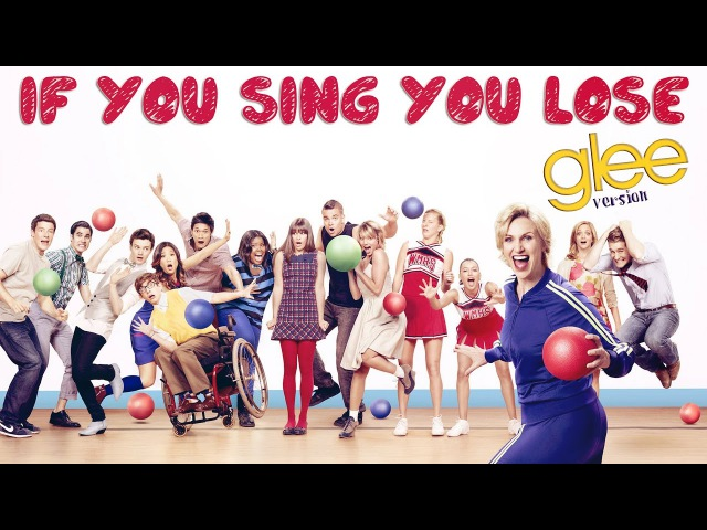 IF YOU SING YOU LOSE CHALLENGE | GLEE CAST VERSION