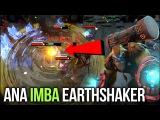 Ana 22-5-16 Earthshaker Solo Mid Carry - IMBA DMG - Dota 2