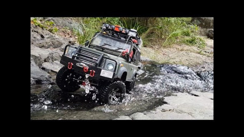 RC4WD D90 Land Rover Defender Su-jun Adventure