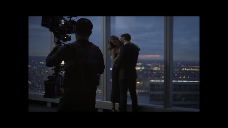 BOSS THE SCENT For Her - Behind The Scenes with Anna Ewers Theo James | HUGO BOSS Perfumes