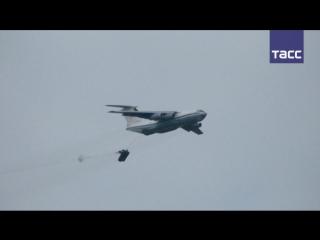 Высадка морского десанта в Крыму