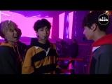 [Rus Sub] [Рус Саб] [BANGTAN BOMB] Behind the stage of '고민보다Go' @BTS DNA COMEBACK SHOW - BTS (방탄소년단)