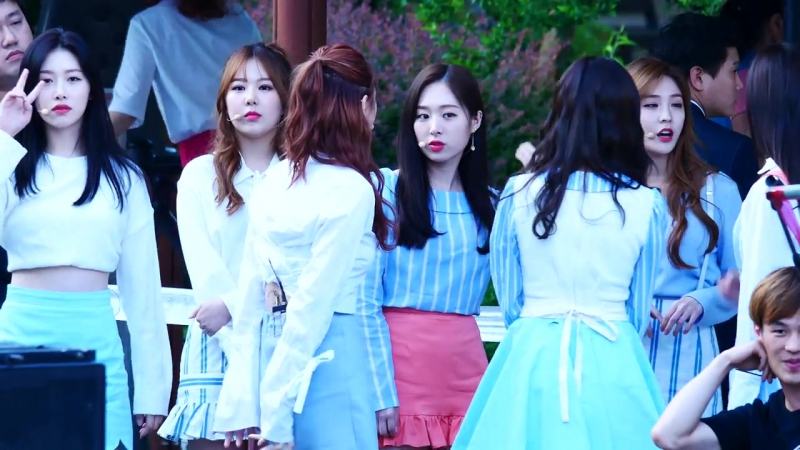 [FANCAM] 170527 SONAMOO @ Milk Day Cheese Festival
