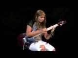 Jason Becker - Altitudes - Cover by Tina S