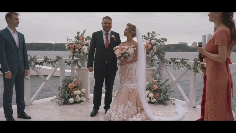 Степан и Юлия! Свадебный клип!