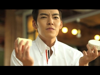 Kim woo bin (domino's pizza ad ng cut)