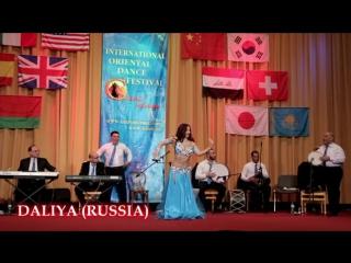 Irina DALIYA Shevchenko - BALADI IMPROVISATION AT THE CAIRO MIRAGE FESTIVAL 2016 14020