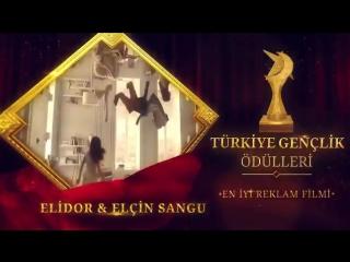 En iyi reklam filmi- Elidor Elçin Sangu