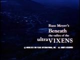 Долина ультрамегер/Beneath the Valley of the Ultra-Vixens (1979, США, реж. Расс Мейер)