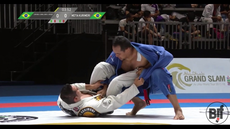 Edmundo Cavalcante vs Sada Kurimori TokyoGS