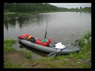Три выходных на реке Оредеж.
