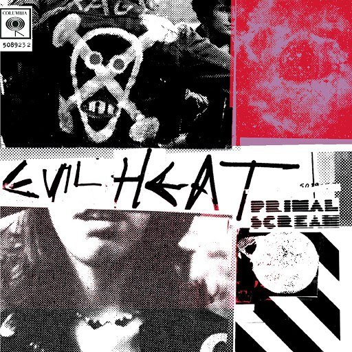 Primal Scream альбом Evil Heat (Expanded Edition)
