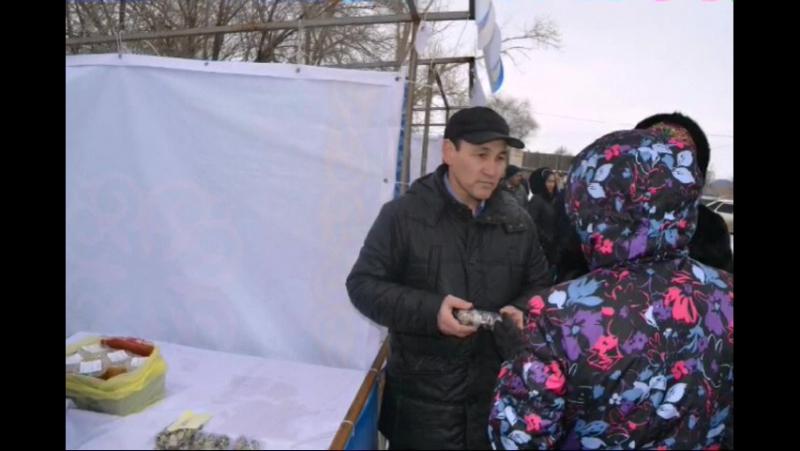 28 қазан күні Сарат, Аралтоғай, Қайрақты ауылдық округтерінің ұйымдастыруымен ауылшаруашылық жəрмеңкесі өтті