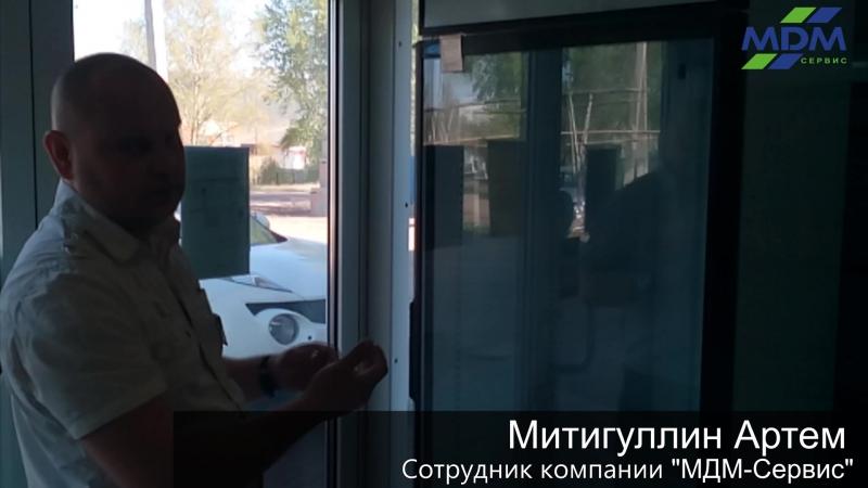 Презентация: Холодильный шкаф Капри 07. МДМ-Сервис