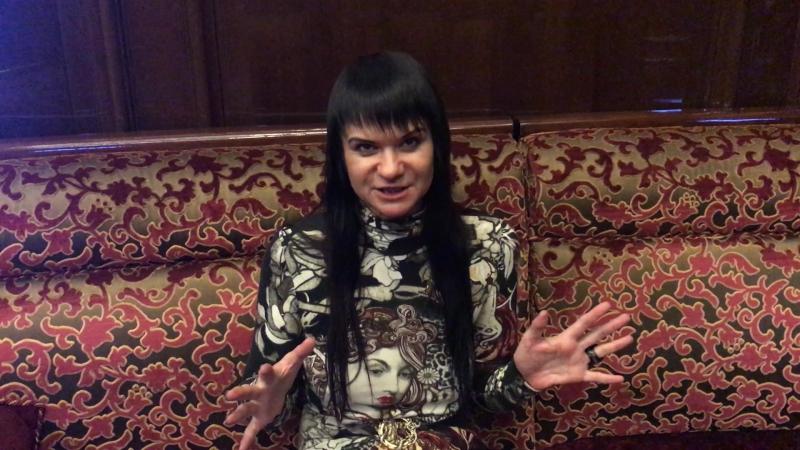 Отзыв о тренинге ГОЛОС от Алессандры Успенской