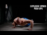 22 Extreme Push Up Exercises