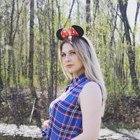 Анкета Виктория Пономарёва
