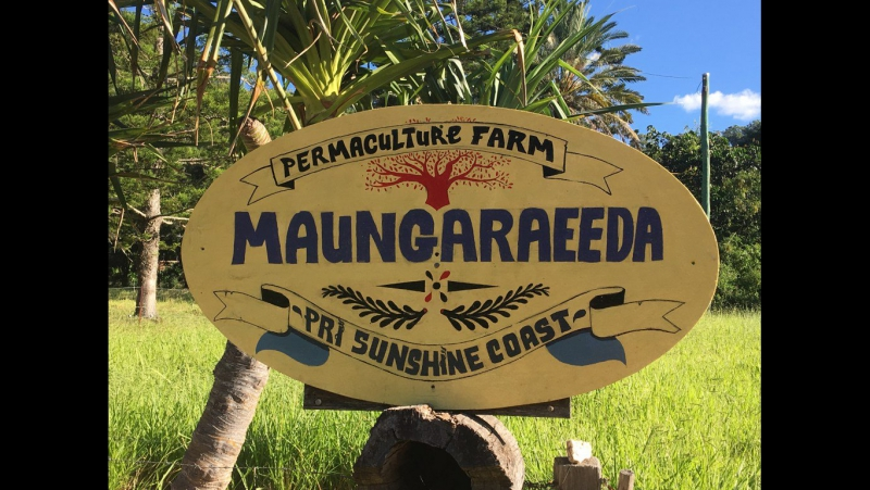 Maungaraeeda Farm - Tom and Zaia Kendall.