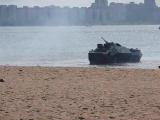 SPB День ВМФ 2012 парк 300 - летия, разведка СПУТНИК, 1 часть