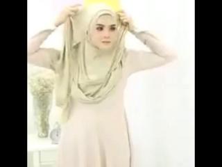 Мгновенные хиджабы
