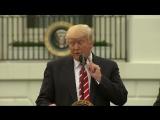 Trump Calls for Unity at Congressional Picnic