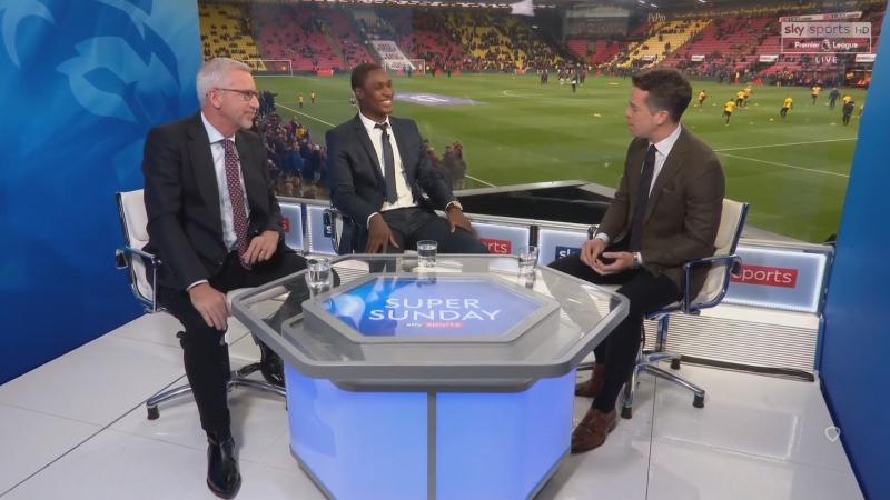 Уотфорд — Вест Хэм / предматчевая студия [Sky Sports, HD]