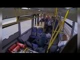 Обычный день в Российском автобусе