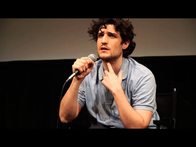 Louis Garrel at Lincoln Center New York March 2016 Masterclass