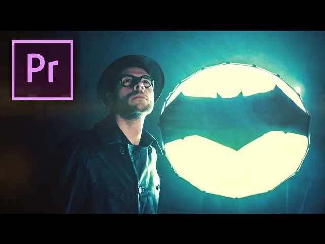 CINEMATIC COLOR GRADING in Premiere Pro (Justice League)
