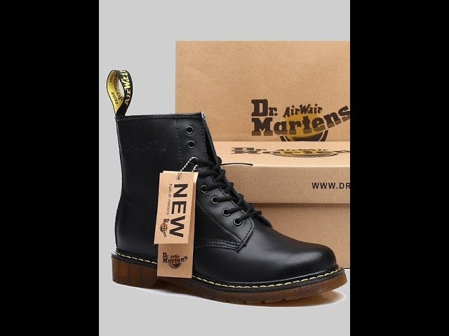 можно купить ботинки Dr. Martens в 4 раза дешевле чем в магазине