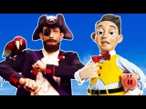 Lazy Town Mine Song but 'Mine' is replaced with 'Pirate'! 1 Hour Remix Music Mash Up