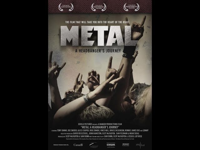 Metall A Headbangers Journey 2005 / Путешествие Металлиста (Documentary, русская озвучка) [HD1080]