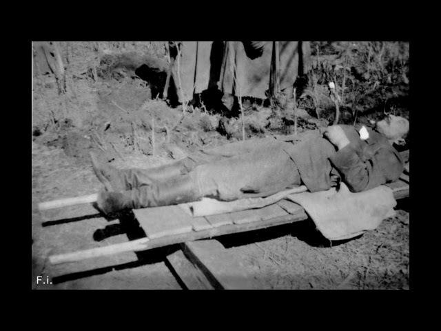 Тело генерал лейтенанта Михаила Григорьевича Ефремова застрелившегося, чтобы н...