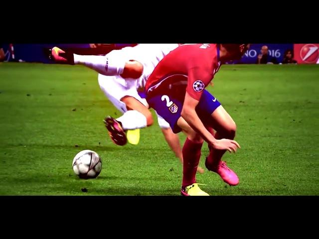 Cristiano Ronaldo vs Atletico Madrid UCL Final 2016