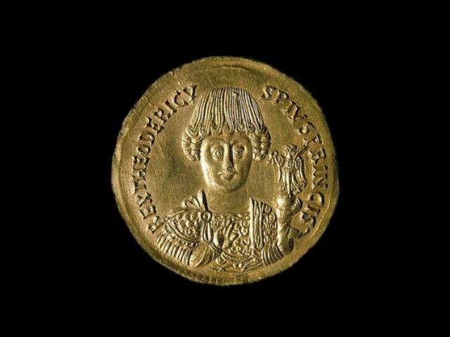 Теодорих Великий король остготов радиопостановка