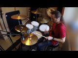 Pain of Salvation's On A Tuesday - Drum Playthrough with Leo Margarit