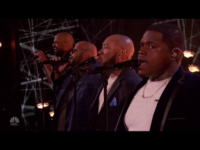 Linkin' Bridge: '7 Years' STUNNING Performance   Semi-finals (FULL)   America's Got Talent 2016
