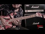 Beat It (Michael Jackson) - Solo by Eddie Van Halen - Guitar Tutorial with Antonio Cordaro