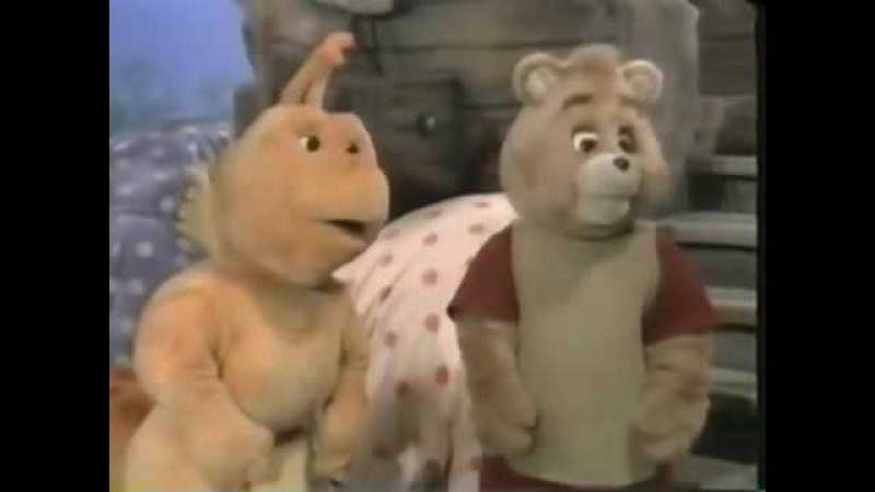 The Adventures of Teddy Ruxpin Live Action COMPLETE