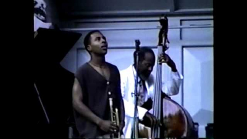 Roy Hargrove live in NYC Jackie McLean tribute to Charlie Parker.mpg