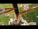 Štípačka dřeva - Thorovo kladivo / Mjölnir / DIY Wood splitter - Thor's hammer