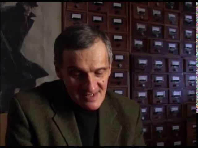Интервью с Юрием Арабовым ВГИК ноябрь 2006 г