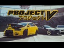 Project V Evo X Varis Japan Victory Function Widebody 4K