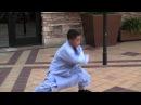 Jin Tong Xiao Luohan Quan Xiao Hong Quan at Shaolin Movie Premiere Hollywood